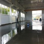 АЛЬФАПОЛ CURE 100 - жидкое средство по уходу за бетоном для обработки свежеуложенных бетонов с упрочненным верхним слоем (топпинг) или без него для обеспечения полной гидратации цементного вяжущего