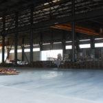 Корундовый упрочнитель для бетонных полов