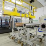 Полимерные наливные полы для производств