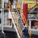 Искробезопасный бетон АЛЬФАПОЛ ВБ(и) для открытых площадок