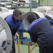 Промышленный наливной пол для производства АЛЬФАПОЛ К