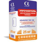 Упрочнитель для бетонного пола АЛЬФАПОЛ ТОП100 в упаковке 25 кг