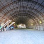 Промышленные полы для зернохранилищ